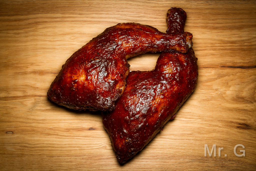 BBQ Chicken (smoked)